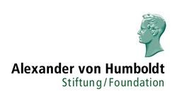 Логотип Фонда имени Александра фон Гумбольдта